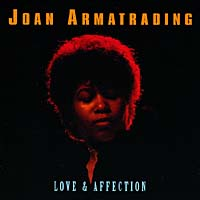 Обложка альбома ««Love And Affection»» (Joan Armatrading, 1997)