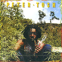 Обложка альбома «Legalize It» (Peter Tosh, 1999)