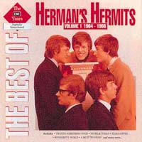 Обложка альбома «The Best Of Vol.1 / 1964-66» (Herman's Hermits, ????)