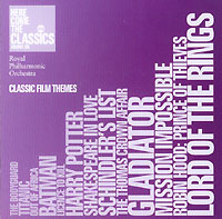 Обложка альбома «Here Come The Classics. Vol. 6» (Royal Philharmonic Orchestra, 2002)