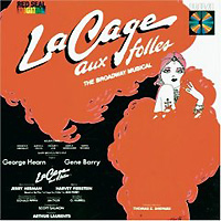 Обложка альбома «La Cage Aux Folle. The Broadway Musical» (2006)