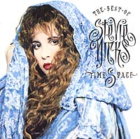 Обложка альбома «Best Of Stevie Nicks. Time Space» (Stevie Nicks, 1991)