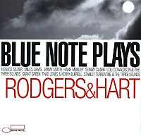 Обложка альбома «Blue Note Plays Rodgers & Hart» (Ray Charles, 2006)