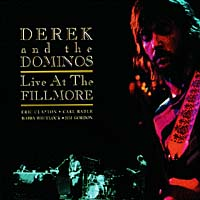 Обложка альбома «Live At The Fillmore» (Derek & The Dominos, 1994)