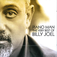 Обложка альбома «Piano Man. The Very Best Of» (Billy Joel, 2006)