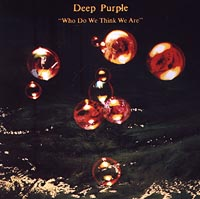 Обложка альбома «Who Do We Think We Are. Remaster» (Deep Purple, 2000)