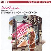Обложка альбома «Beethoven. Bagatellen. Stephen Bishop Kovacevich» (Stephen Bishop Kovacevich, 2006)