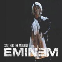 Обложка альбома «Sing For The Moment» (Eminem, 2006)
