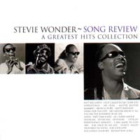 Обложка альбома «Stevie Wonder. Song Review. A greatest hits collection» (1996)