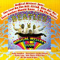 Обложка альбома «The Beatles. Magical Mystery Tour» (1969)