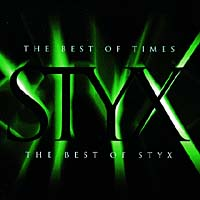 Обложка альбома «The Best Of Times» (Styx, 1997)
