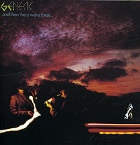 Обложка альбома «And Then There Were Three» (Genesis, 1978)