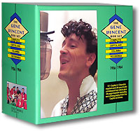 Обложка альбома «The Gene Vincent Box Set. Complete Capitol And Columbia Recordings 1956-1964» (Gene Vincent, 1990)