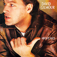 Обложка альбома «About Face» (David Gilmour, 2006)