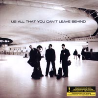 Обложка альбома «All That You Can't Leave Behind» (U2, 2000)