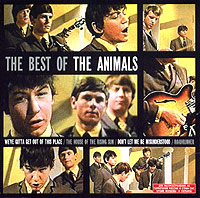 Обложка альбома «The Best Of The Animals» (The Animals, 2000)