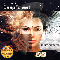 Обложка альбома «Music Detected» (Deep Forest, 2002)