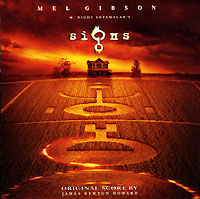 Обложка альбома «Signs. Original Score» (James Newton Howard, 2006)