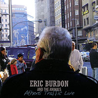 Обложка альбома «Eric Burdon And The Animals. Athens Traffic Live» (Eric Burdon, The Animals, 2006)