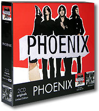 Обложка альбома «It's Never Been Like That. Alphabetical» (Phoenix, 2006)