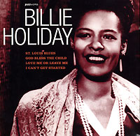 Обложка альбома «Billie Holiday» (Billie Holiday, 1998)