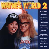 Обложка альбома «Wayne's World 2: Music From The Motion Picture» (1993)