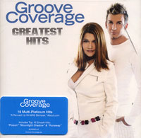 Обложка альбома «Greatest Hits» (Groove Coverage, 2006)