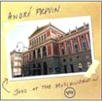 Обложка альбома «Jazz At The Musikverein» (Andre Previn, 2006)