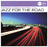 Обложка альбома «Jazz For The Road» (2006)
