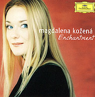 Обложка альбома «Magdalena Kozena. Enchantment» (Magdalena Kozena, Sir Simon Rattle, 2006)
