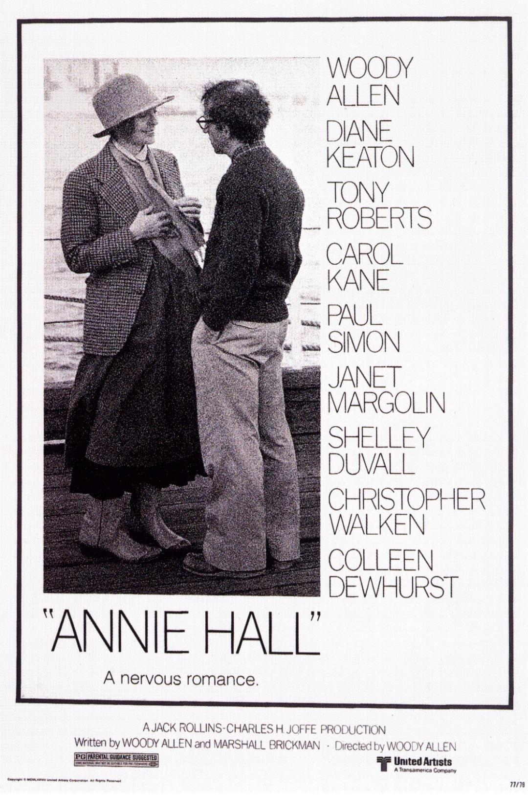 Woody Allen Annie Hall Quotes Film Gif Find Share On Giphy Eydt