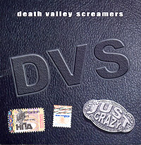 Обложка альбома «Just Crazy» (Death Valley Screamers, 2005)