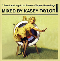 Обложка альбома «Mixed By Kasey Taylor II» (2006)