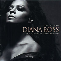 Обложка альбома «One Woman. The Ultimate Collection» (Diana Ross, 1994)