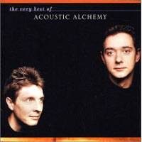 Обложка альбома «The Very Best Of Acoustic Alchemy» (Acoustic Alchemy, 2006)