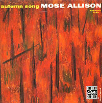 Обложка альбома «Autumn Song» (Mose Allison, 1996)
