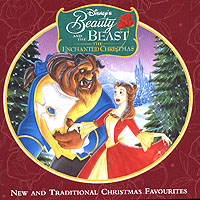 Обложка альбома «Disney's. Beauty And The Beast. The Enchanted Christmas» (2006)