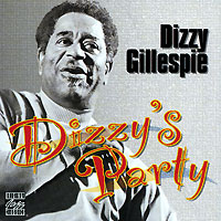 Обложка альбома «Dizzy's Party» (Dizzy Gillespie, 1994)