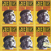 Обложка альбома «Equal Rights» (Peter Tosh, 1999)