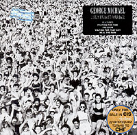 Обложка альбома «George Michael. Listen Without Prejudice. Vol. 1» (1990)