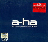 Обложка альбома «How Can I Sleep With Your Voice In My Head» (A-Ha, 2003)