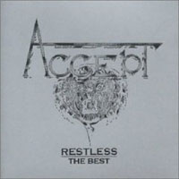 Обложка альбома «Restless. The Best» (Accept, 2006)