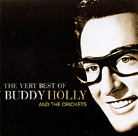 Обложка альбома «The Very Best Of Buddy Holly» (Buddy Holly, 1999)