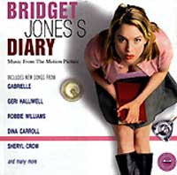 Обложка альбома «Bridget Jones's Diary. Music From The Motion Picture» (2001)