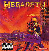 Обложка альбома «Peace Sells… But Who's Buying?» (Megadeth, 2004)