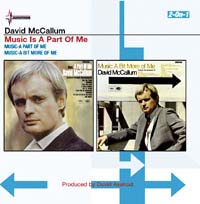 Обложка альбома «Music-A Part Of Me» (David Mccallum, ????)