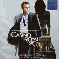 Обложка альбома «Original Motion Picture Soundtrack. Casino Royale» (2006)