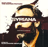 Обложка альбома «Syriana. Music From The Motion Picture» (Alexandre Desplat, 2005)