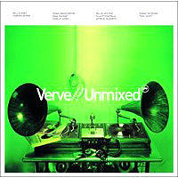 Обложка альбома «Various Artists. Verve Unmixed» (2006)