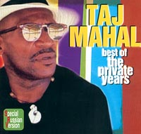 Обложка альбома «Best Of The Private Years» (Taj Mahal, 2001)